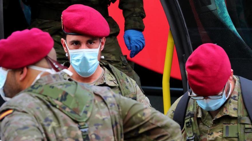 Puig anuncia 150 rastreadores más del Ejército para la Comunitat Valenciana