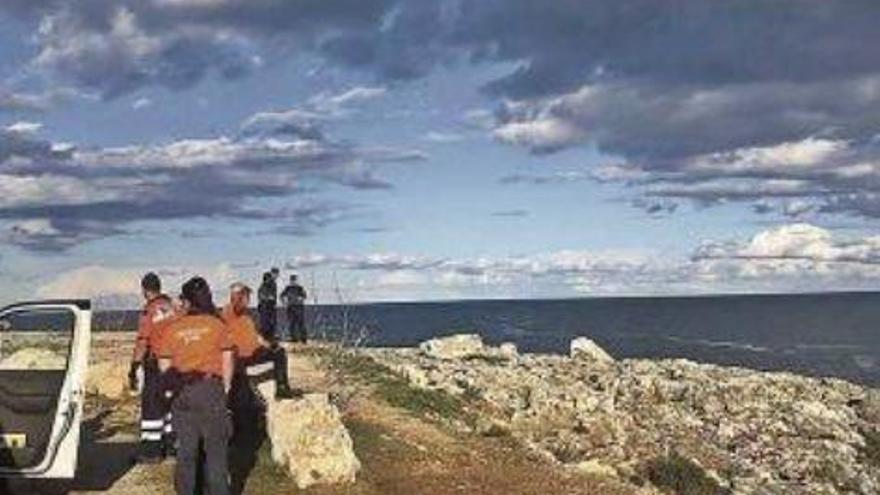 Suche nach vermisstem Pärchen in Cala Esmeralda wieder aufgenommen