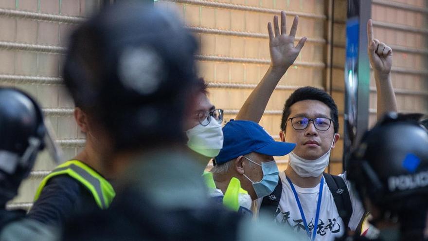China ratifica su polémica ley de seguridad para Hong Kong