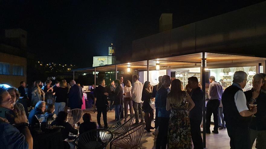 L'Hotel Ultonia de Girona reinaugura la terrassa