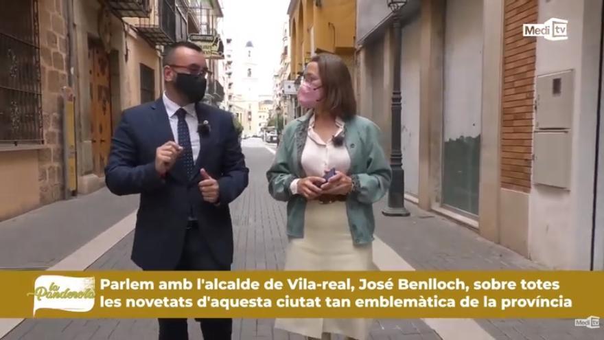'La Panderola' hace una nueva parada en Vila-real