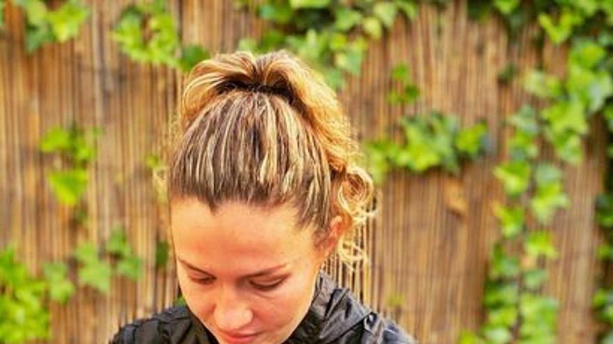 Cristina Ferrer: «No estoy aún al 100%, pero me siento bien y tengo ganas de competir»