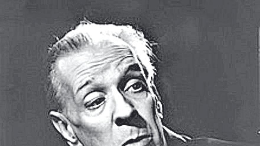 Borges, 'el sur' y el encuentro con el destino