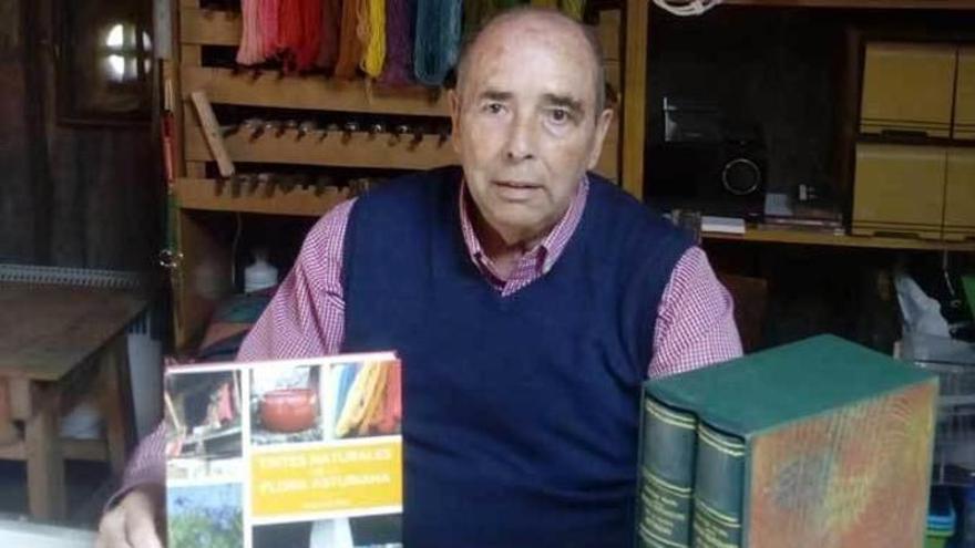 Siero teñido de Asturias