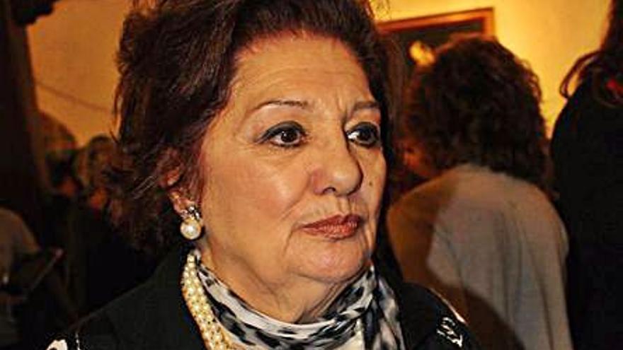 Fallece a los 85 años la cantante de coplas Dolores Abril