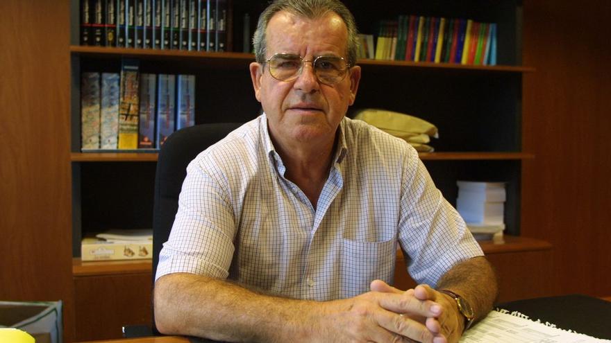 Fallece Juan Francisco Sardaña, exdirector de LA PROVINCIA