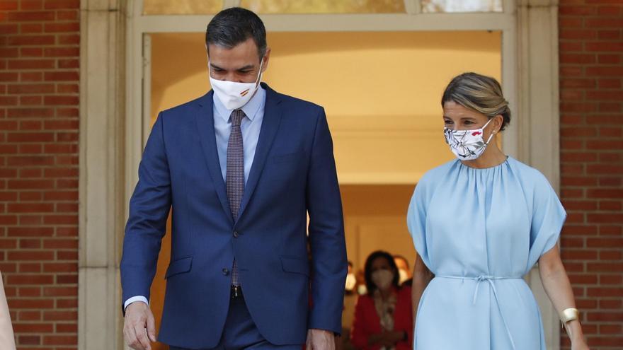 Pedro Sánchez anuncia la subida del Salario Mínimo