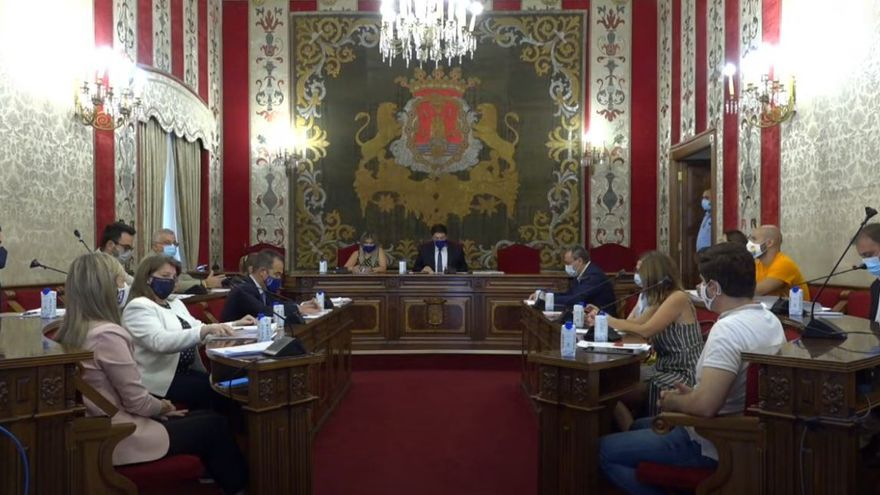 Así ha sido el Debate sobre el Estado de la Ciudad en Alicante