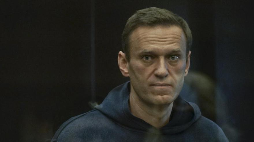 Navalni, el enemigo público de Putin