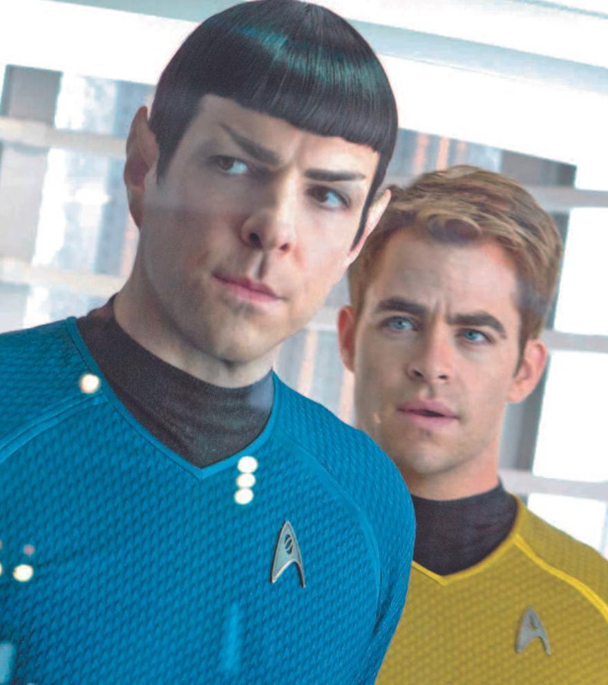 Paramount echa el freno a sus planes para 'Star Trek'