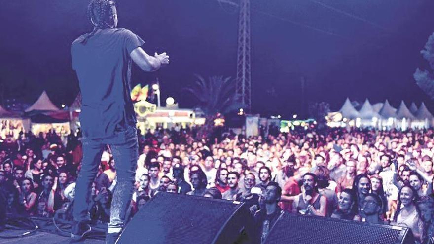 Ky-Mani Marley despliega su show inédito con Gentleman en el Main