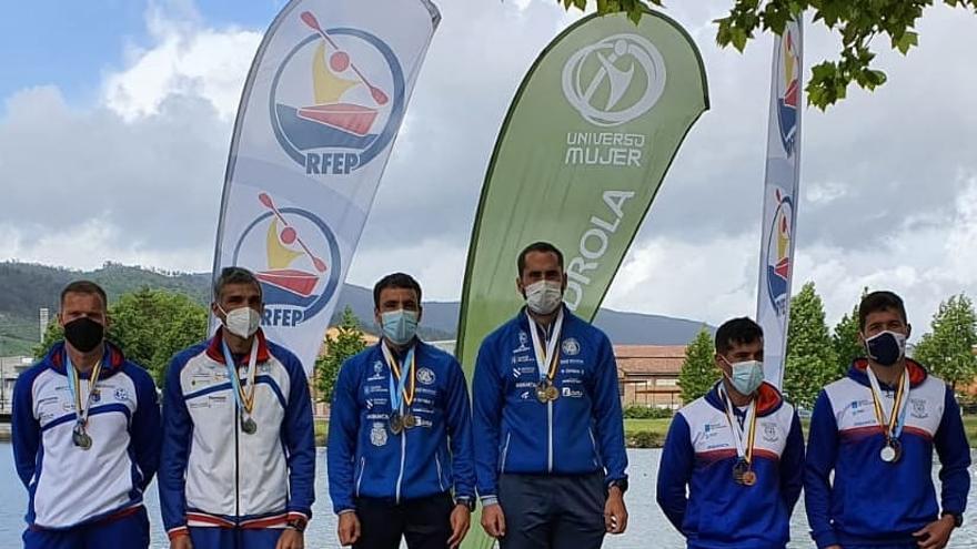 Tania Fernández, Óscar Graña y José Manuel Sánchez, clasificados para el Europeo de Maratón