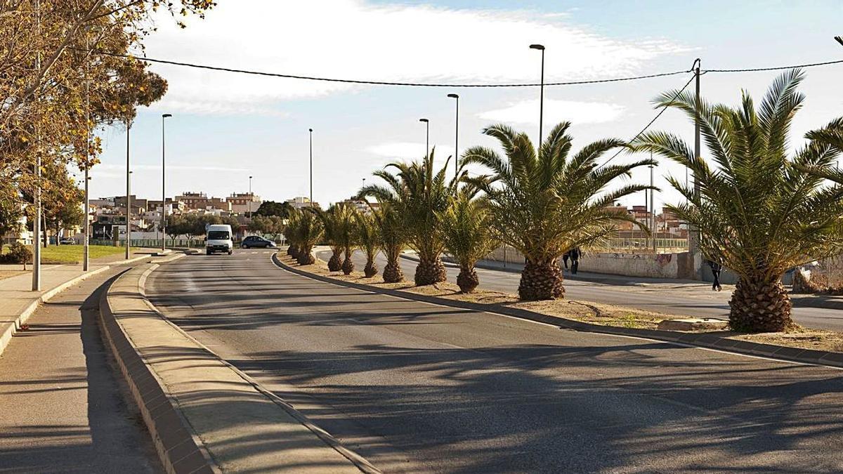 La avenida Sebastián Feringán. | A.C.