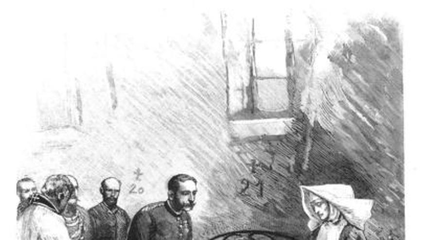 """El cólera morbo asiático durante su """"permanencia"""" en València en 1854"""