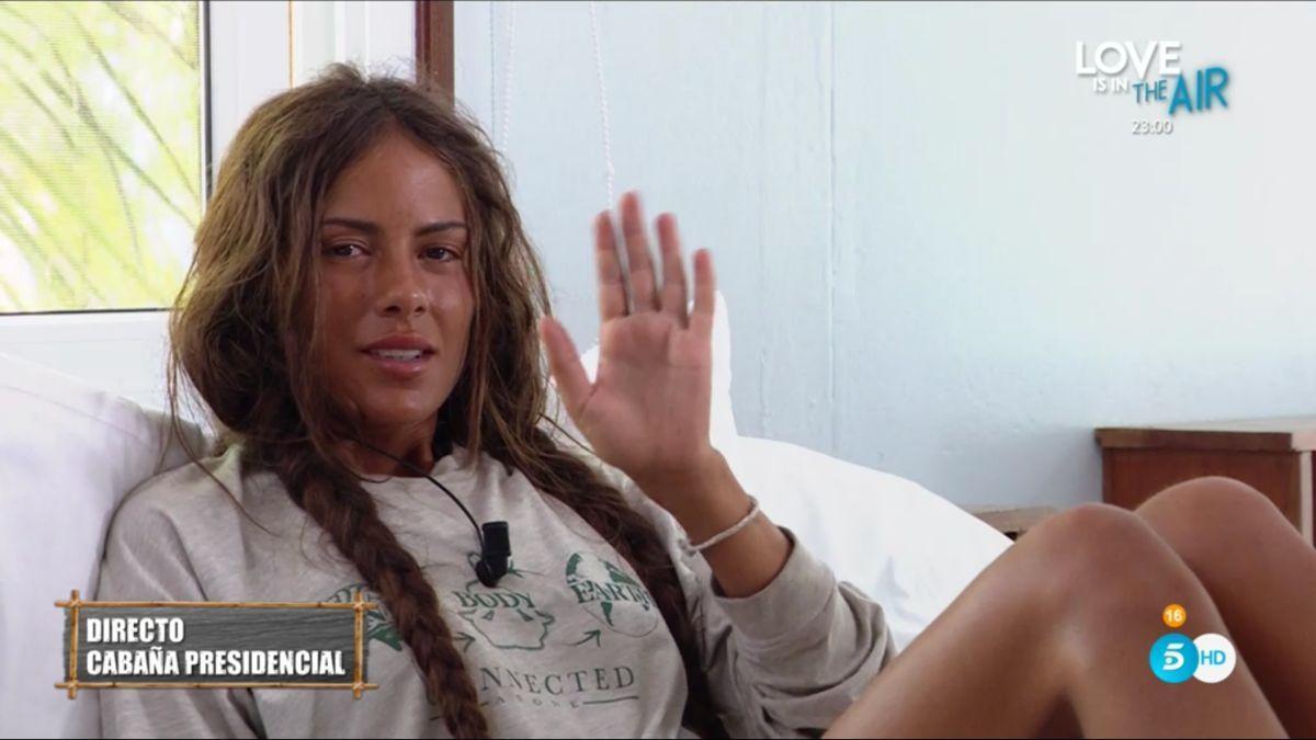 Melyssa Pinto en 'Tierra de nadie'.