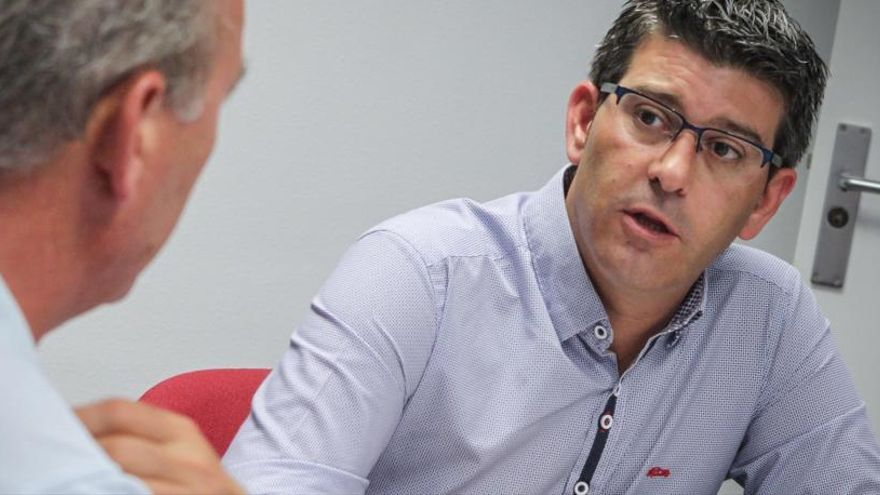 Detingut el president de la Diputació de València per corrupció