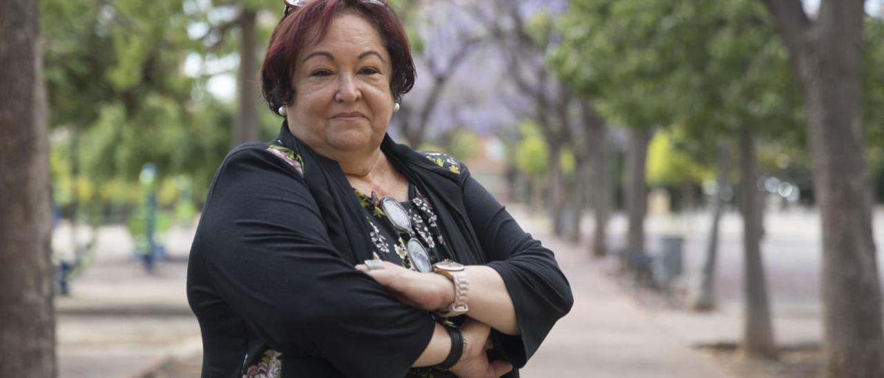 """María José Broseta: """"Estoy pasando esto sola, pero me siento muy arropada"""""""