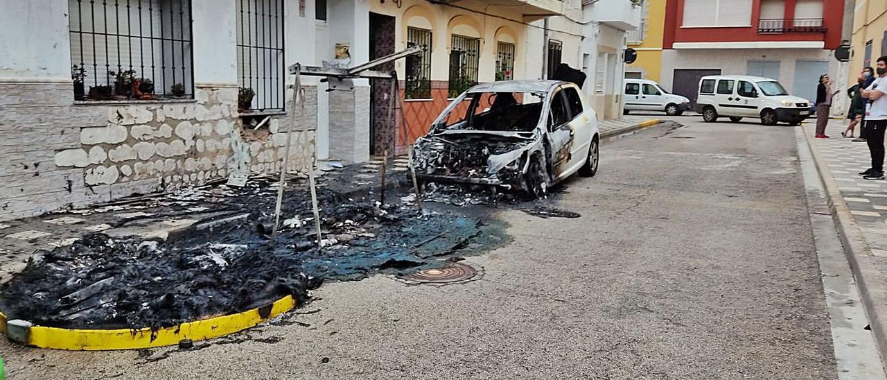 El vandalismo en Xeraco se sale de madre   LEVANTE-EMV
