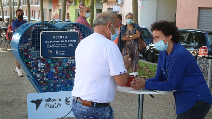 La alcaldesa de Onda suma más de 100 propuestas vecinales para los presupuestos 2022