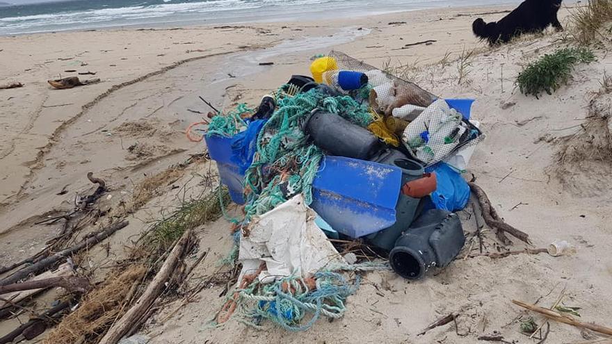 """""""Marlimpo"""", otra baza contra la basura marina"""