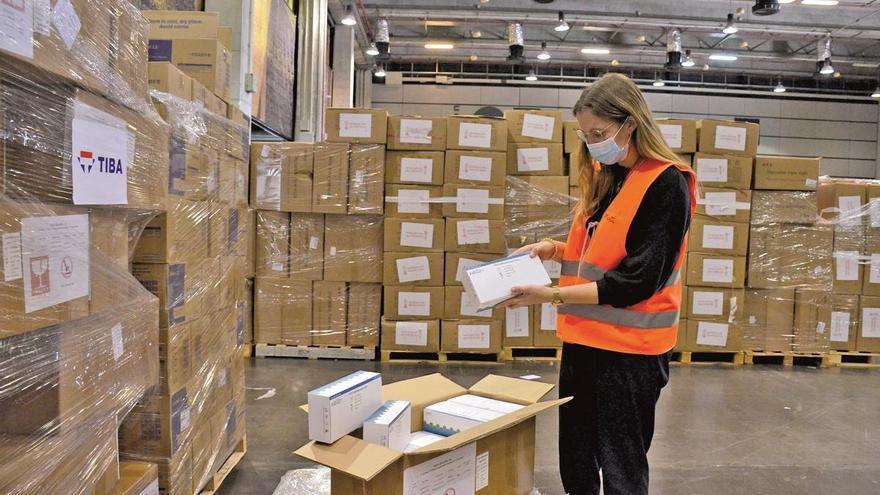 El Consell quiere crear almacenes como los de Finlandia durante la Guerra Fría