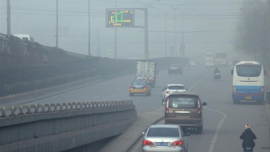 L'OMS endureix les regles sobre contaminació de l'aire
