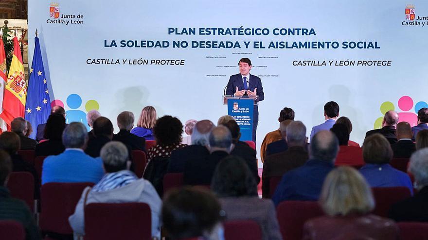 La Junta lanza un plan para apoyar a los mayores de Zamora que viven solos
