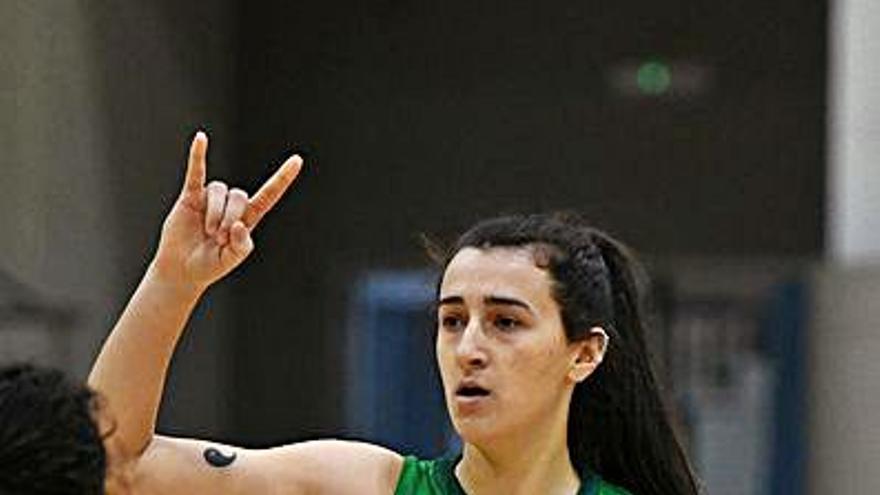 Sara Castro, última en llegar al Celta Zorka Recalvi
