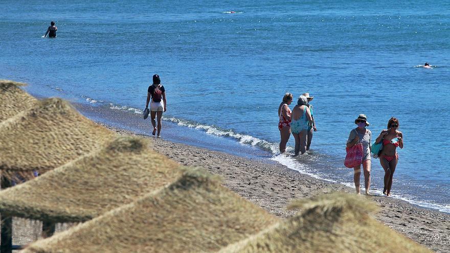 Málaga rebasará los 30 grados en un inicio de semana veraniego