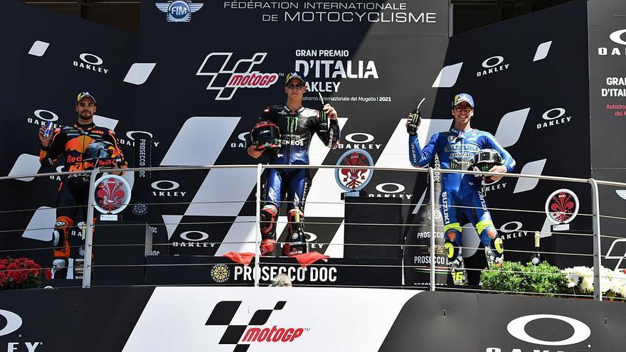 Quartararo venç a Itàlia i amplia l'avantatge a la classificació