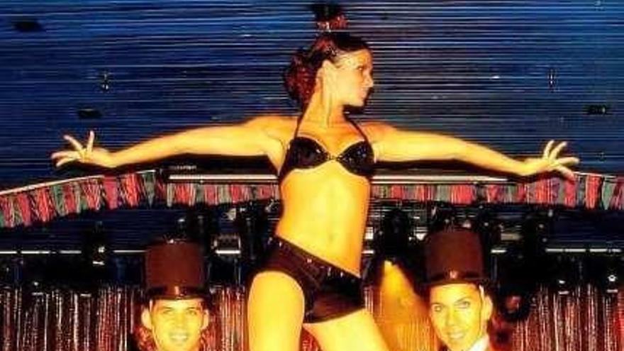 Priscilla Dance, zumba gratis en la red tras una vida de baile