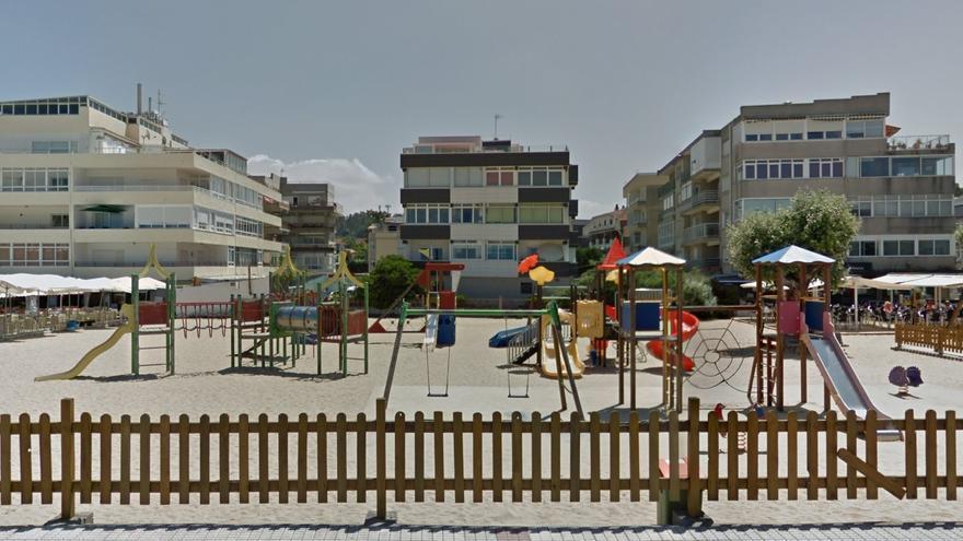 Tómate la caña sin perder de vista a tus hijos: los mejores parques infantiles con terraza
