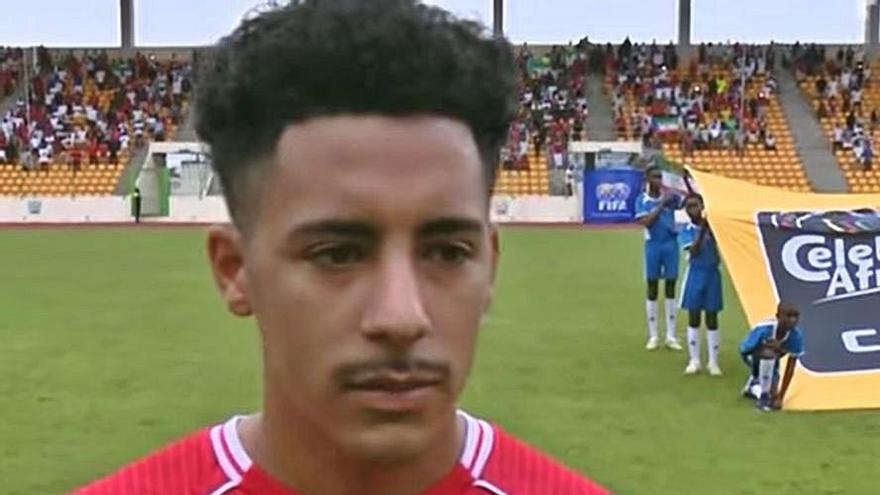 Mese logra la victoria (1-0) con Guinea