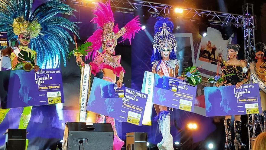 Drag Ármek se proclama ganador en San Lorenzo en la primera gala en Canarias desde que comenzó la pandemia