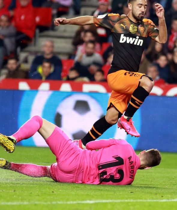 Copa del Rey: Granada-Valencia CF