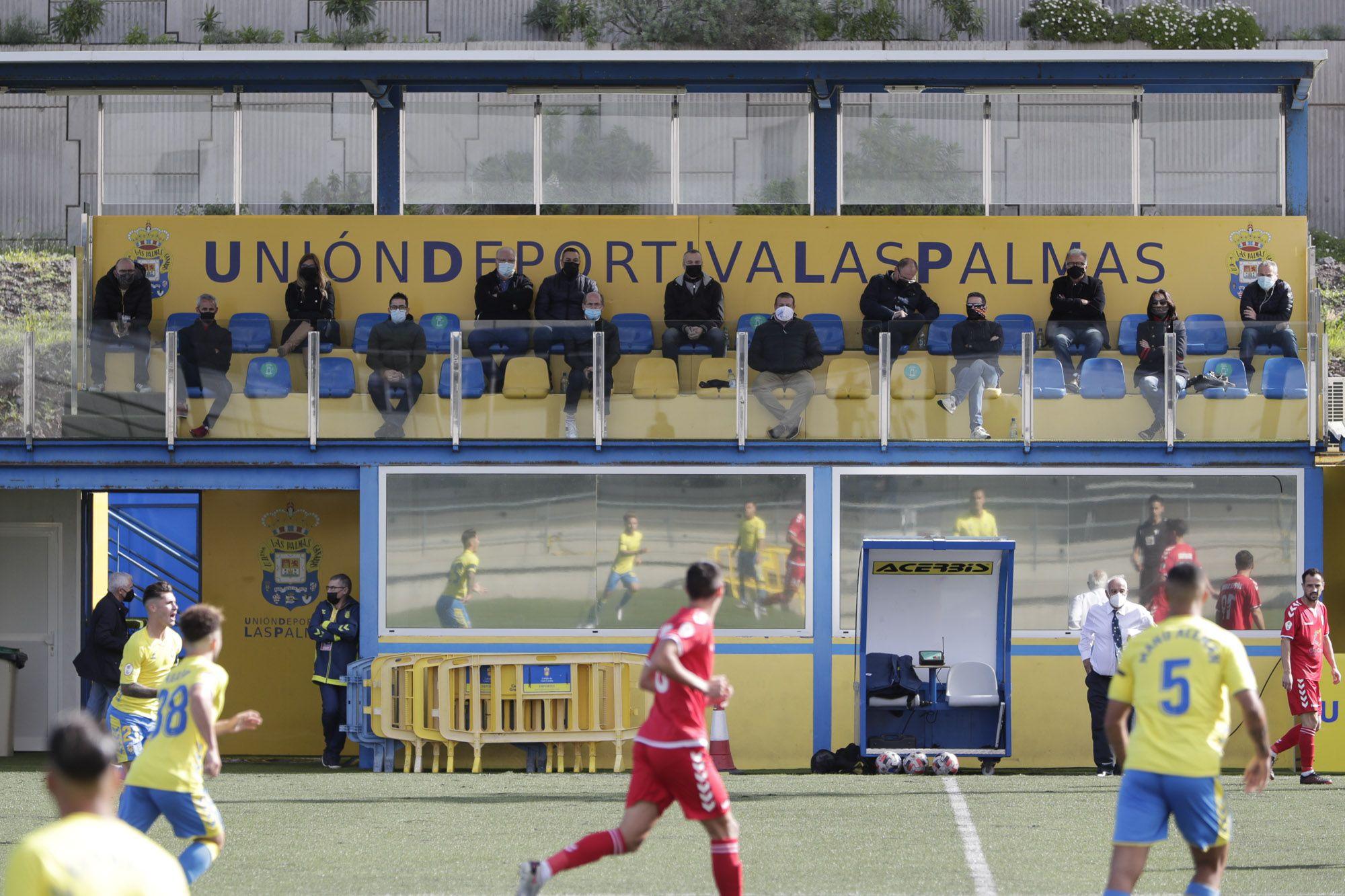 UD Tamaraceite - Las Palmas Atlético