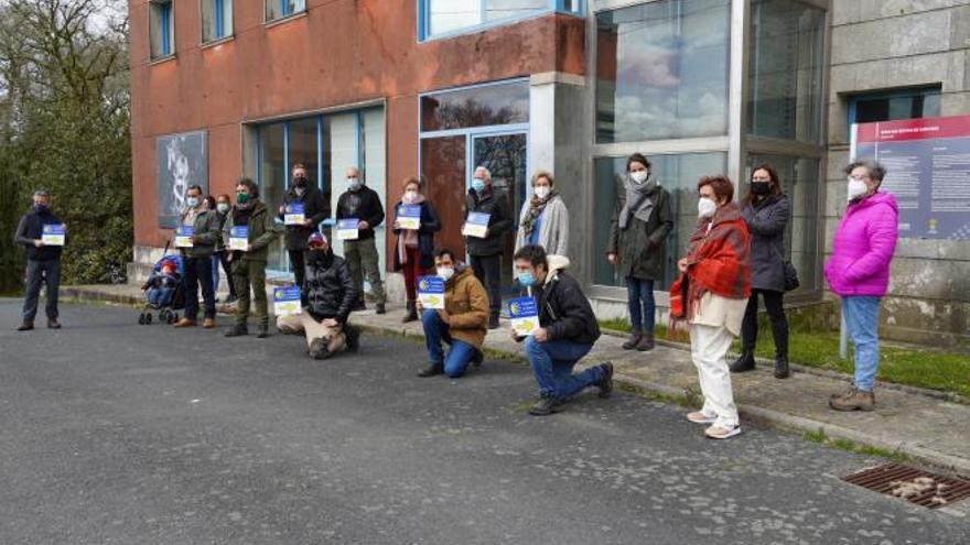 Rapa das Bestas reclama la cesión de la gestión del albergue de Sabucedo
