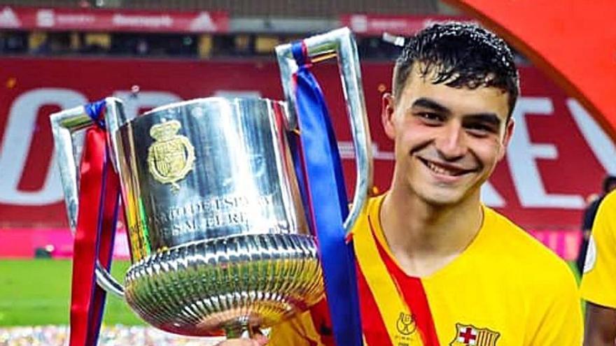 La conquista de la Copa por Pedri  no reporta dividendos a Las Palmas