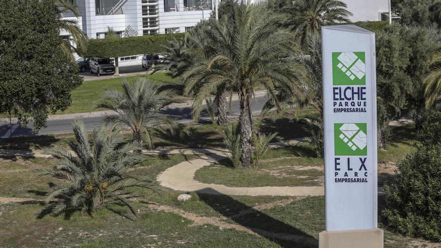 El Parque Empresarial de Elche comienza su adaptación a la nueva Ley de Áreas Industriales