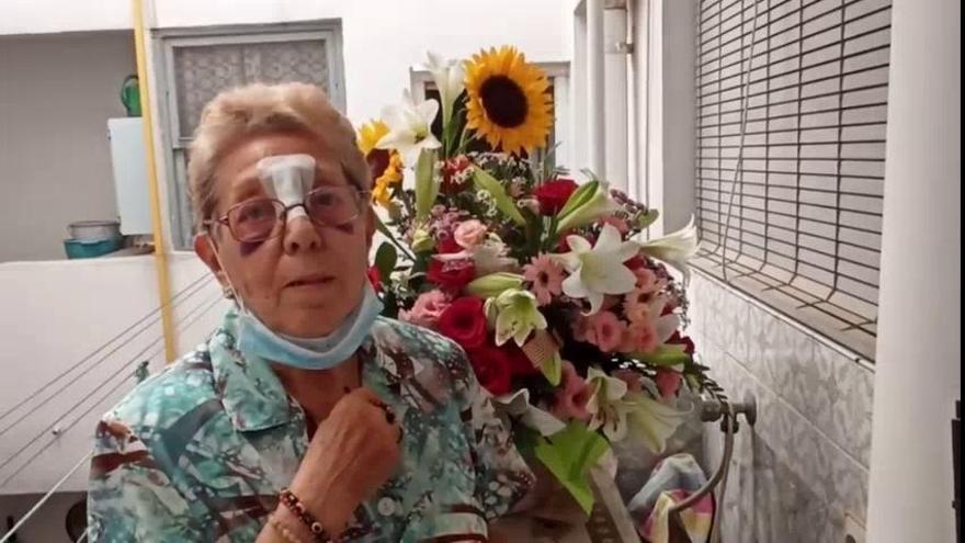 El mayor foro de España recauda 1.000 euros para la anciana agredida en València