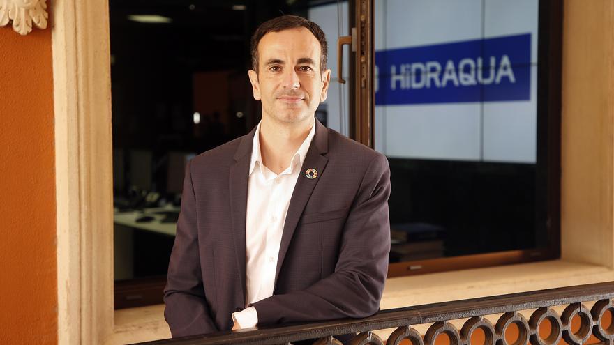 """""""La digitalización de las potabilizadoras nos hace más eficientes y aumenta la seguridad de la plantilla de Hidraqua"""""""