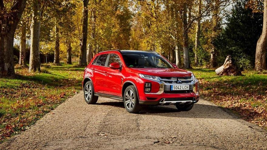 Mitsubishi creció en España en 2019 pese a caer el mercado