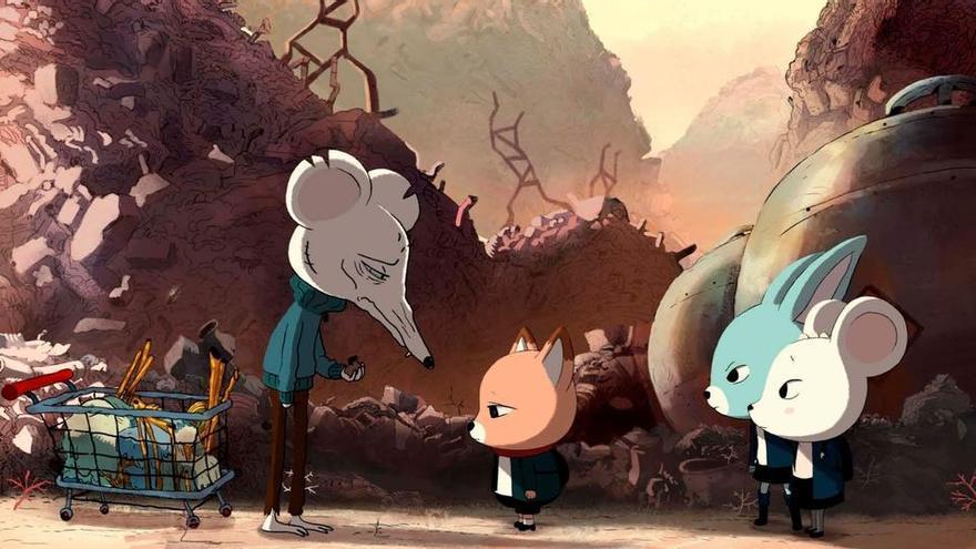La animación, el 'filón' gallego luce músculo