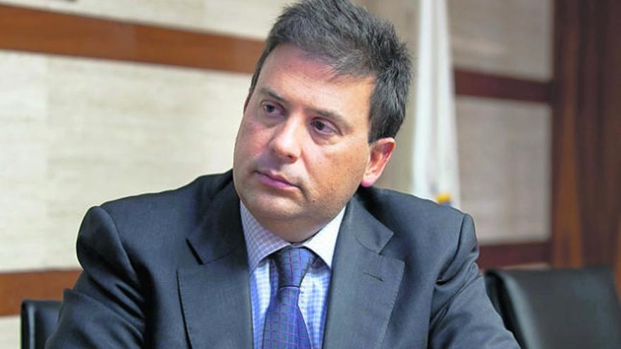 Luis Ibarra se perfila como presidente del Puerto de Las Palmas