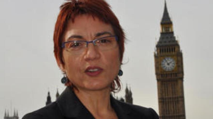 TVE releva a Anna Bosch de la corresponsalía de Londres