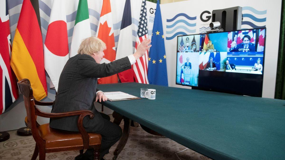 Merkel anuncia 1.500 millones de euros para la lucha global contra el covid-19