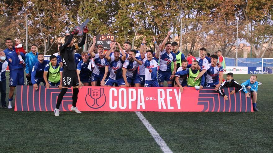 El Córdoba CF se enfrentará al Ebro en las semifinales de la Copa RFEF