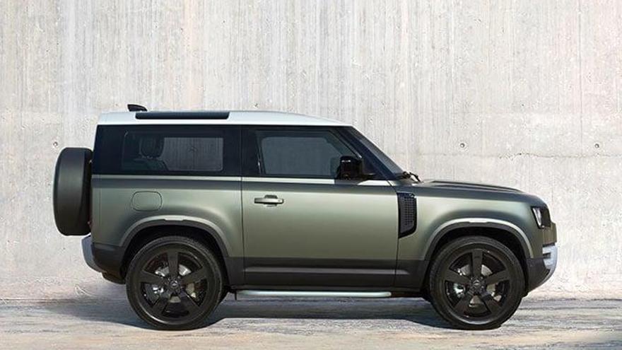 Land Rover Defender, reinando en la Tierra