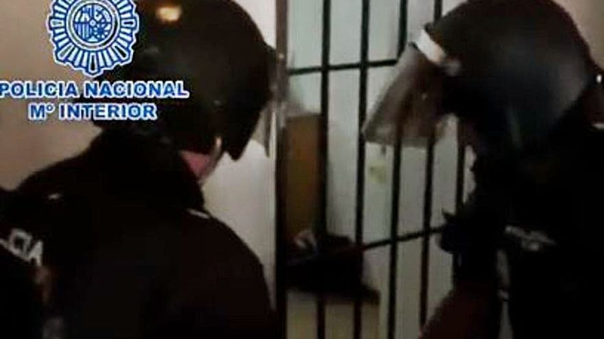 Golpe al tráfico de drogas en Murcia: desmantelan un garito de El Palmar
