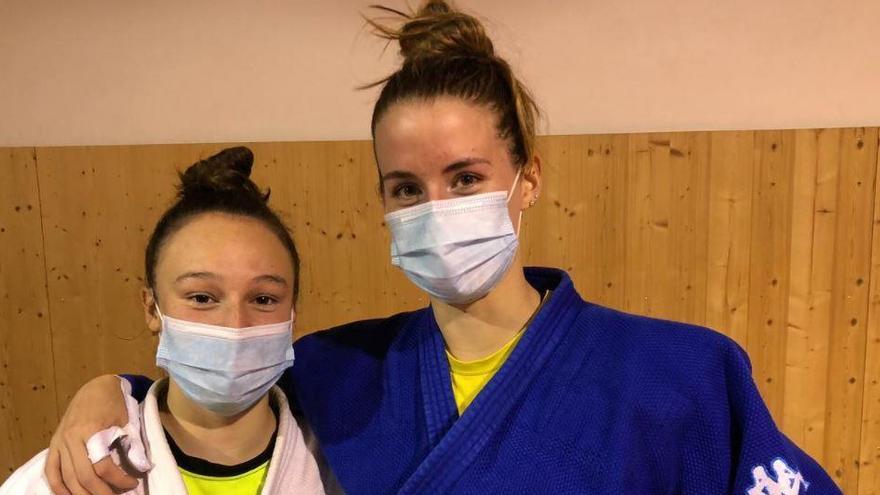 Noèlia Jardo i Cristina Juárez, d'Esport7, participaran a l'estatal absolut de Madrid